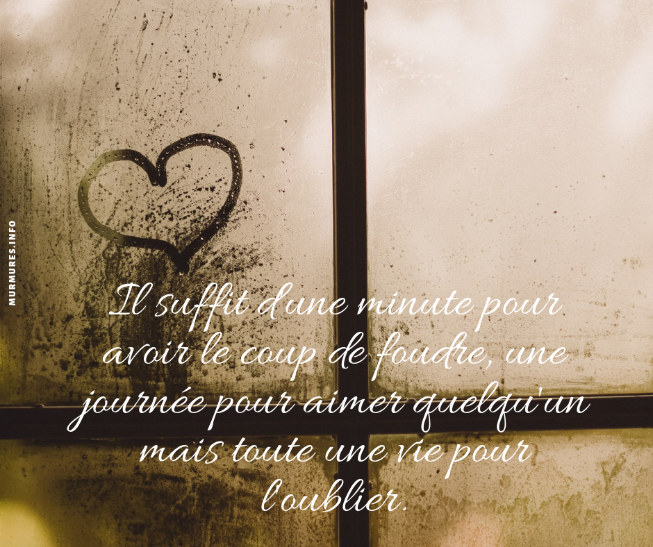 Citation Amour Triste Murmures Info