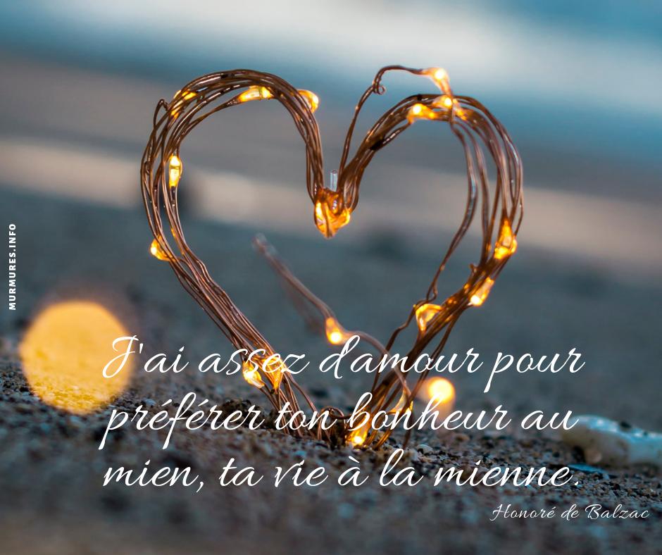 Citation Amour Courte Murmures Info