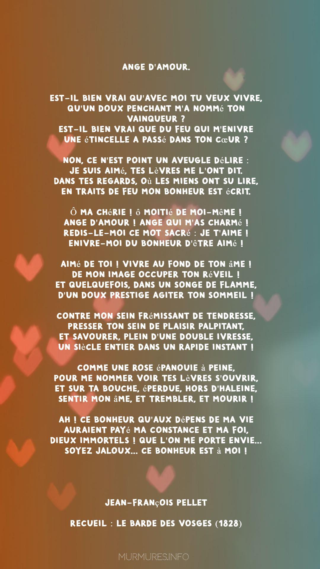 citation amour courte