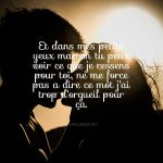 Citations amour rap