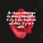 Citations amour compliqué